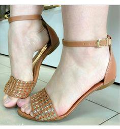 Zappos Women S Luxury Shoes Shoes Flats Sandals, Sandals Outfit, Fashion Sandals, Leather Sandals, Shoe Boots, Trendy Sandals, Cute Sandals, Pretty Shoes, Cute Shoes