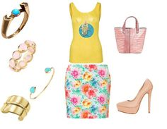 Evening spring - Evening Outfits - stylefruits.co.uk