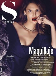S Moda for El Pais October 2013 Cover (S Moda for El Pais)