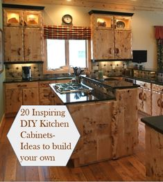 Plans Now  Woodworking Pdf Plans To Build Your Own Custom Prepossessing Build Your Own Kitchen Cabinets Design Ideas