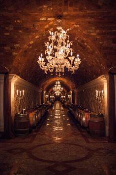 St. Helena Venetian Estate Winery & Caves. Location: St. Helena Hwy South | St. Helena, CA