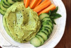 Avocado Mint Tahini Dip (Move over, mayonnaise)