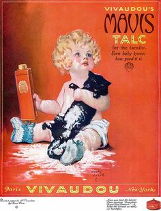 Talc - Henry Clive, 1920's