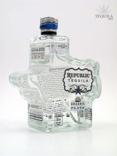 Republic Tequila Plata - Tequila Reviews at TEQUILA.net