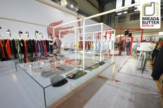 Lacoste pop up @ bread and butter Berlin