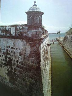 Fuerte de castillo grande