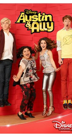 """Now watching on the Disney Channel: Austin & Ally """"Scary Spirits & Spooky Stories"""""""