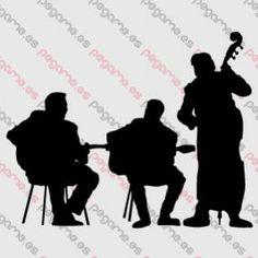 Pegame.es Online Decals Shop  #music #live #play #concert #cord #vinyl #sticker #pegatina #vinilo #stencil #decal