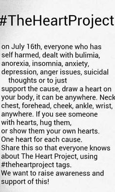 I'm gonna do this! Comment below if you are so I know who to send hugs too ❤ I might post a picture of mine.... Love y'all ❤ #theheartproject