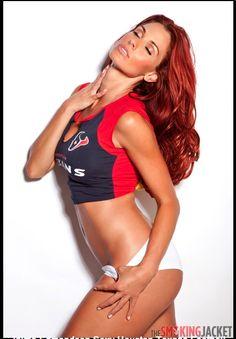 Dream Girl: Has to love Houston Texans Football