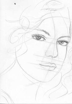 comment dessiner des portraits