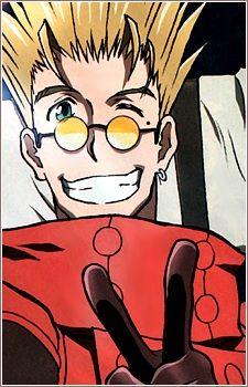 My favorite anime (and why). #Trigun #VashTheStampede