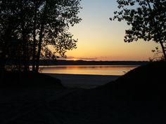 Dusk at Lake Diefenbaker Sunset Beach, Patio Design, Dusk, Serenity, Scenery, Canada, Celestial, Outdoor, Beautiful