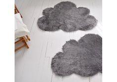 DIY: dywanik chmurka
