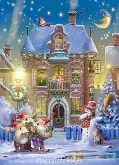 Merry Christmas Animated Pics : merry, christmas, animated, Animated, Christmas, Pictures, Ideas, Christmas,, Pictures,