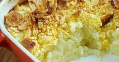 They May Be Called Funeral Potatoes, But This Dish Is The Life Of The Party!!