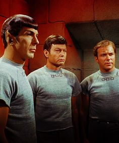 In the jail cell. From Bread and Circuses (Star Trek)