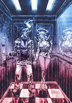 Comic Book Artist: Mateus Santolouco