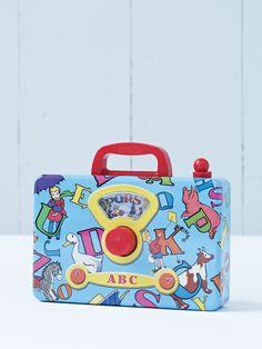 Tin Music Box