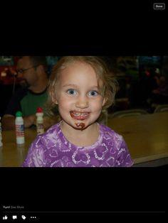 Sweet! Candy Land weekend at Beaver Dam Campground!