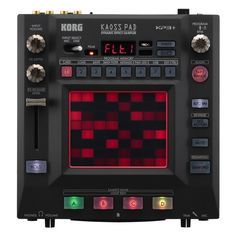 Korg KP3-PLUS KAOSS Pad Dynamic Effects Sampler
