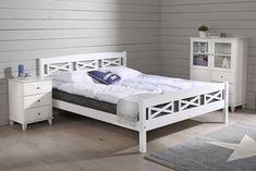 MERI-sänky, 160 x 200 cm (valkoinen) | Sotka