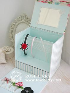 cartonnage593  Roseberry