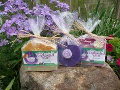 Handmade cold process soap from The Enchanted Bath in Wayne County, West Virginia USA. #enchanted #soap #handmade #westvirginia