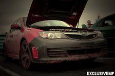 Check out more at www.exclusivemp.com  Subaru STI
