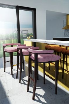 Modern Italian Designer Bar Table  Bar Chairs Bar And Designers Pleasing Dining Room Bar Furniture Design Decoration