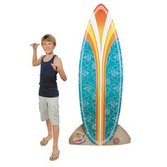 Surfboard+Cardboard+Stand-Up+-+OrientalTrading.com