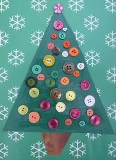 A tree full of baubles - Christmas crafts for kids - Netmums