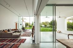 T/A House by Paritzki & Liani Architects   HomeAdore