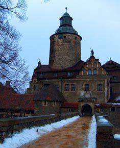 Zamek Czocha Castle of Czocha