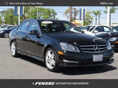 Used-Cars-For-Sale-San Diego | 2014 Mercedes-Benz C250 Sport | http://sandiegousedcarsforsale.com/dealership-car/2014-mercedes-benz-c250%20sport-22512R