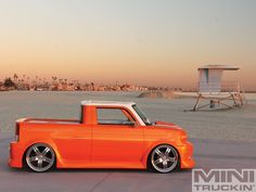 Truckified!  Exbox 2006 Scion Xb Custom Truckbed Photo 6