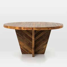 Alexa Round Dining Table | west elm