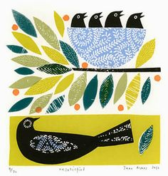 love print studio blog: Etsy shop find...a chat with Jane Ormes!