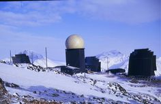 DYE-2 in Greenland | 8 Abandoned Radar Stations That Were Once State-of-the-Art