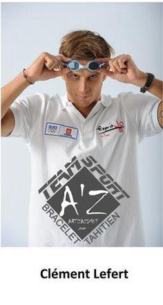 Champion Olympique 2012 à Londres avec le Bracelet Tahitien de Laurence Loustaneau
