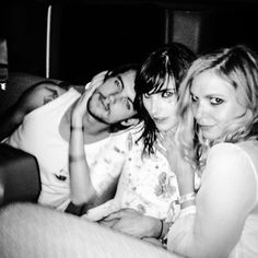 """foxear: """"Gothchella in white 🌹 thanks @stevehash for the photo #loveyouforever #myloves """""""