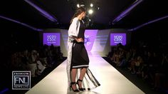 Fashion Week Middle East Day 3 - Neon Edge runway #FWME #Dubai #MyDubai