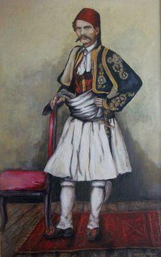 Abdyl Frasheri a prominent Hero of Albania