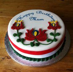 Csenge's cake