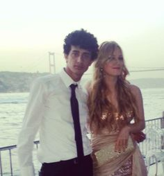 #Turkey #Istanbul #Myfriend #Beautiful #Handsome #Dress #Makeup #Bags