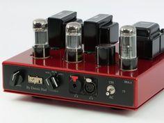 High end audio audiophile Inspire Dragon headphone amp vacuum tube