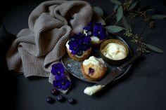 Muffins Blaubeermuffins Rezept Brunch ideas cake recipe