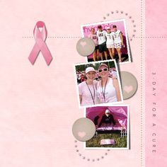 HM Breast Cancer Flip Book  designed by: Roxanne Buchholz  Square Flip Book  Template ID: 50015