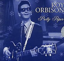 """For Sale - Roy Orbison Pretty Paper UK Promo  CD single (CD5 / 5"""") - See this and 250,000 other rare & vintage vinyl records, singles, LPs & CDs at http://eil.com"""