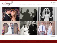 Updating your website portfolio - workflow series pt. 18 | Wedding Photography Blog | Melissa Jill Photography